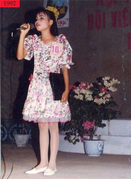 Sao Việt đã biết cầm mic từ khi còn nhỏ