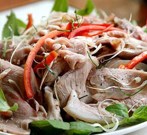 Thịt dê một trong những món ăn giúp nam giới đẩy lùi bệnh yếu sinh lý