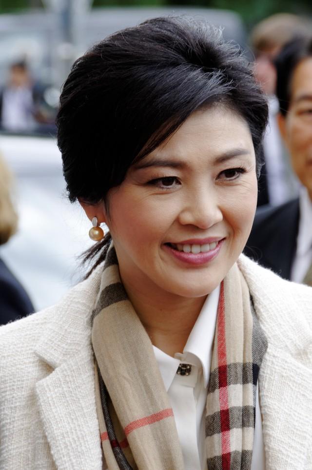Vẻ đẹp hút hồn của nữ chính khách hàng đầu thế giới