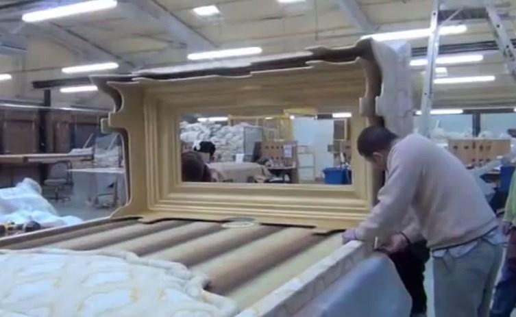 Tận mắt công đoạn làm siêu giường của đại gia Lê Ân - Ảnh 19