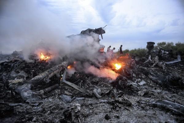 Vụ tai nạn MH17