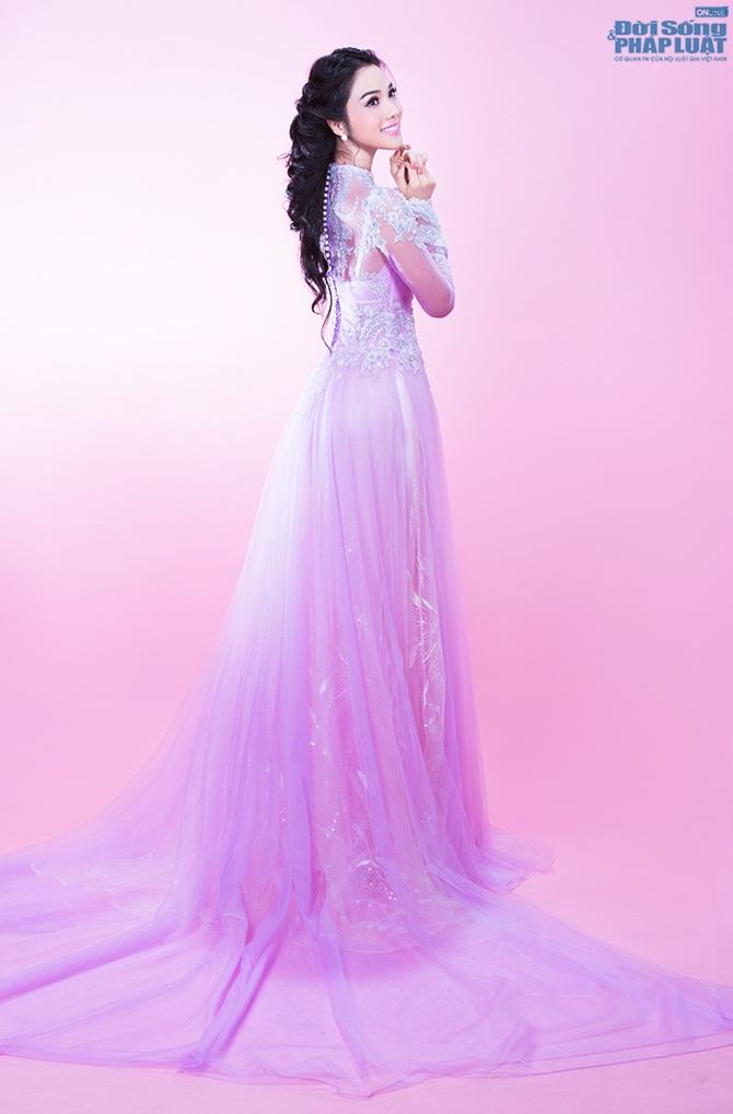 Bạn gái Ưng Hoàng Phúc xinh đẹp làm cô dâu