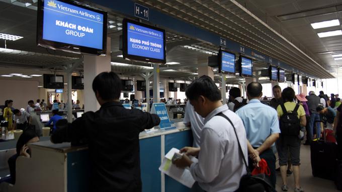 Quy định mới của Hãng hàng không Vietnam Airlines