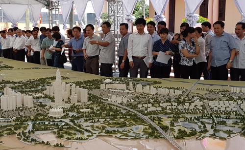 Hà Nội sẽ có tháp tài chính cao 108 tầng