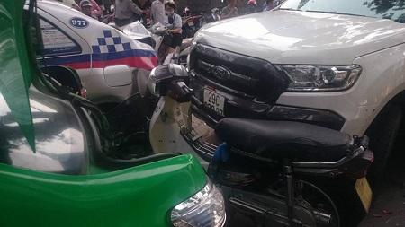 Xe Ford Ranger \