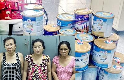"""Bắt khẩn cấp 3 """"nữ quái"""" từ Sài Gòn ra Nha Trang trộm cắp"""