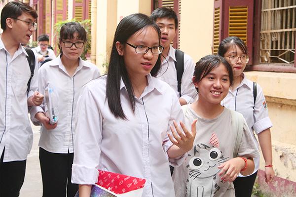 Đáp án đề thi môn Tiếng Anh mã đề 407 THPT quốc gia 2017