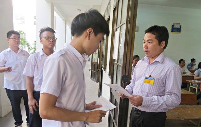 Đáp án đề thi Khoa học tự nhiên môn Vật Lý - Hóa học - Sinh Học mã đề 217 THPT quốc gia 2017
