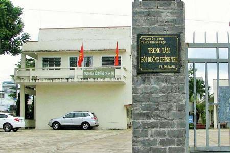 Lâm Đồng: Nguyên nhân 2 lãnh đạo Trung tâm bồi dưỡng chính trị xô xát