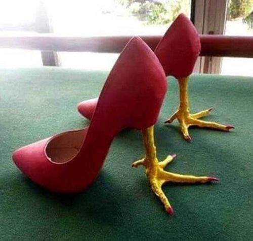 """20 đôi giày nữ mang hình dáng có """"1-0-2"""" mà không ai dám thử"""