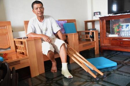 2 cán bộ trật tự đô thị bị đình chỉ vì đánh người bán chè gãy xương
