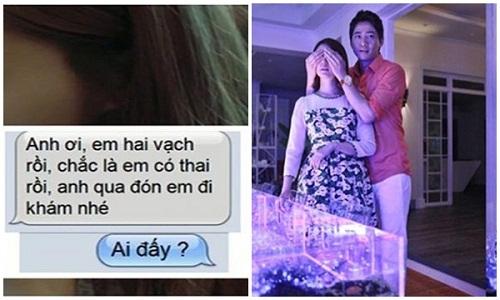 Yêu nhau 8 năm ngày tôi nhắn tin mình mang bầu, bạn trai đã nói một câu bất ngờ