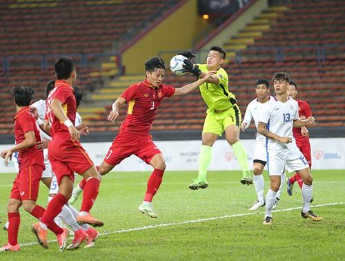 Kết quả bóng đá Sea Games 29: U22 Việt Nam đại thắng trước ...