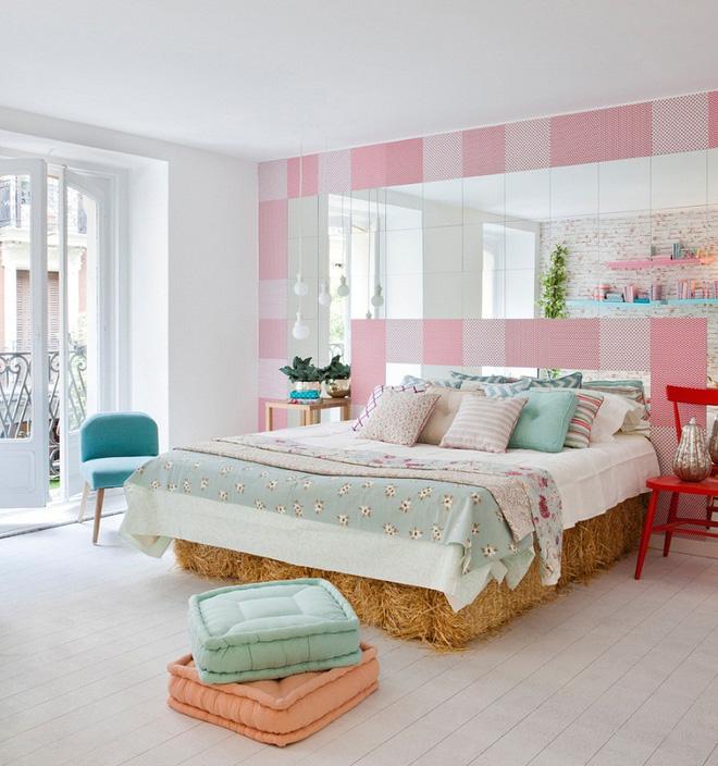 Không gian đẹp đẽ của những phòng ngủ đầy sức sống