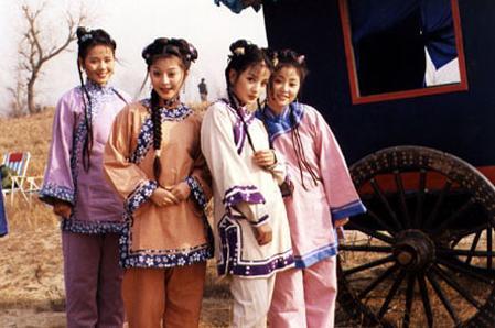 Mặc mọi scandal cãi vã, hình ảnh đẹp của Hoàn Châu Cách Cách còn mãi trong lòng khán giả - Ảnh 5.