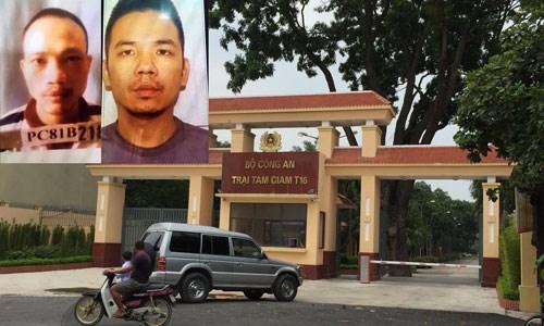 Những điều chưa tiết lộ trong vụ truy bắt 2 tử tù vượt ngục