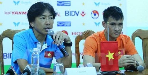 Công Vinh mời HLV Miura về dẫn dắt đội TP HCM