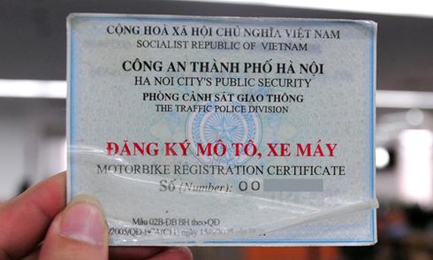 Xe++ - Đi xe máy không mang theo đăng ký xe bị phạt thế nào?