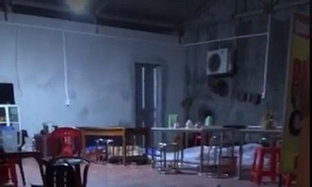 Điều tra vụ sát hại chủ quán ăn rồi dùng dao tự sát