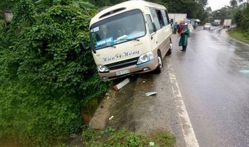 Tin tai nạn giao thông mới nhất ngày 21/11/2017