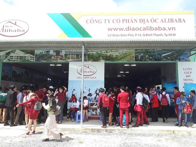 Vụ địa ốc Alibaba bán đất sai phép: Cơ quan chức năng vào cuộc