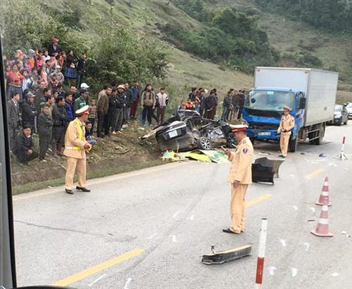 Tin tai nạn giao thông mới nhất ngày 22/11/2017