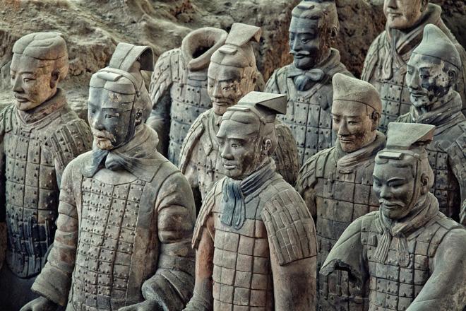 """Bí mật mũi tên trong lăng mộ Tần Thủy Hoàng: Công nghệ """"bậc thầy"""" thời cổ đại - Ảnh 1."""