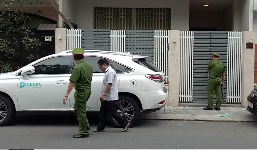 An ninh - Hình sự - Người trong cuộc hé lộ buổi khám nhà nguyên Chủ tịch Đà Nẵng Văn Hữu Chiến