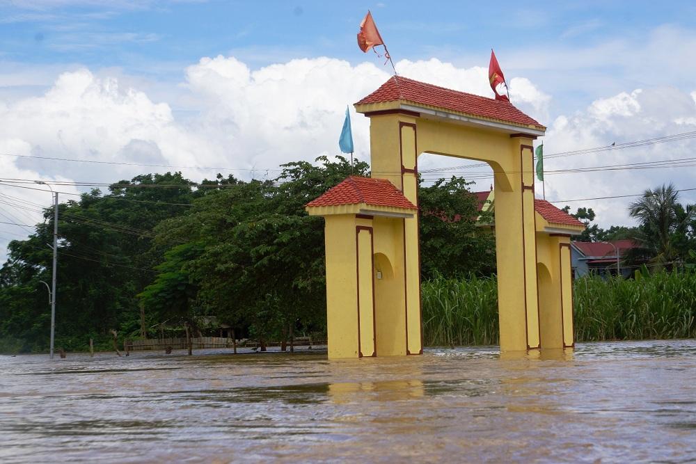 Tin nhanh - Cận cảnh gần 700 ngôi nhà ở Thanh Hóa bị lũ lụt nhấn chìm (Hình 5).