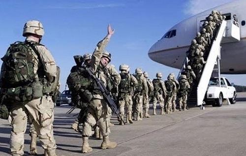 Nước Mỹ và cuộc chiến không hồi kết ở Syria