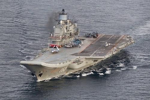 5 tàu sân bay kém năng lực khiến hải quân các nước
