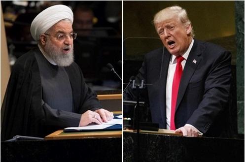Tổng thống Mỹ - Iran và màn đối thoại gay gắt tại Đại Hội đồng Liên hợp quốc