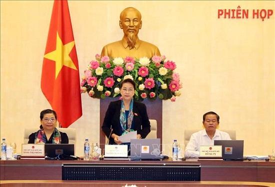 Quốc hội sẽ bầu Chủ tịch nước ngay đầu kỳ họp thứ 6