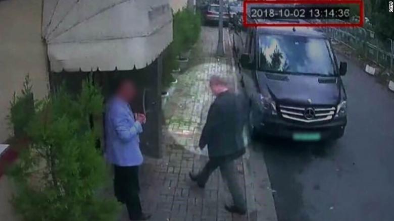 Hé lộ tình tiết gây sốc về sự mất tích bí ẩn của nhà báo Jamal Khashoggi