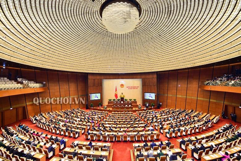 Chủ tịch Quốc hội trình nhân sự để Quốc hội bầu Chủ tịch nước
