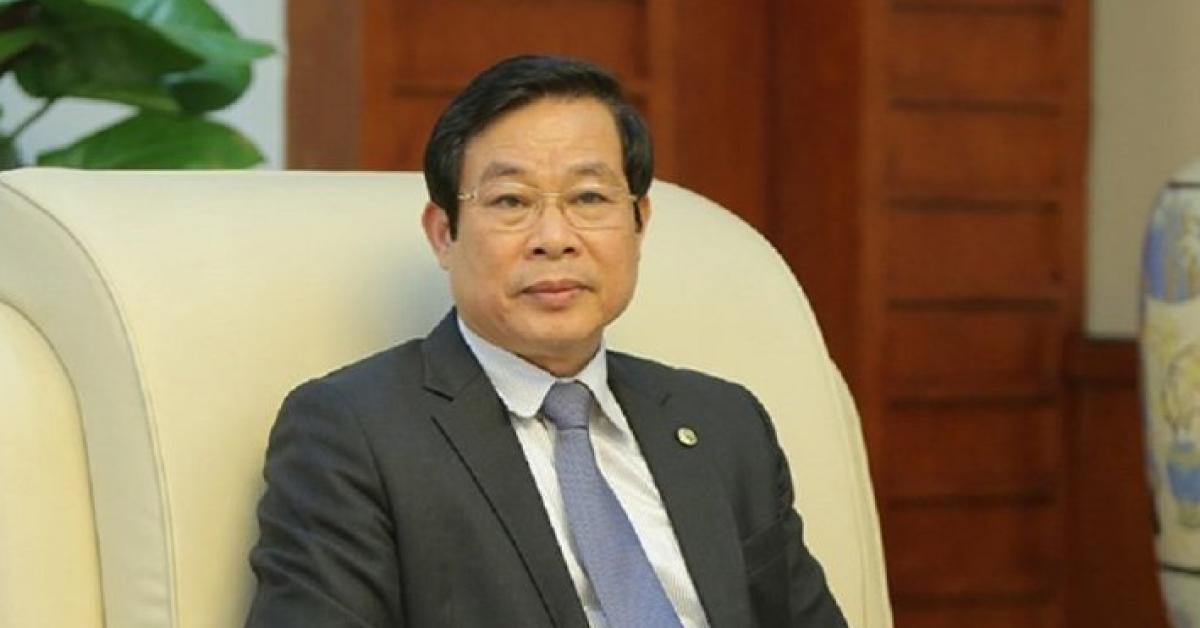 Ông Nguyễn Bắc Son không còn tư cách nguyên Bộ trưởng Thông tin và Truyền thông