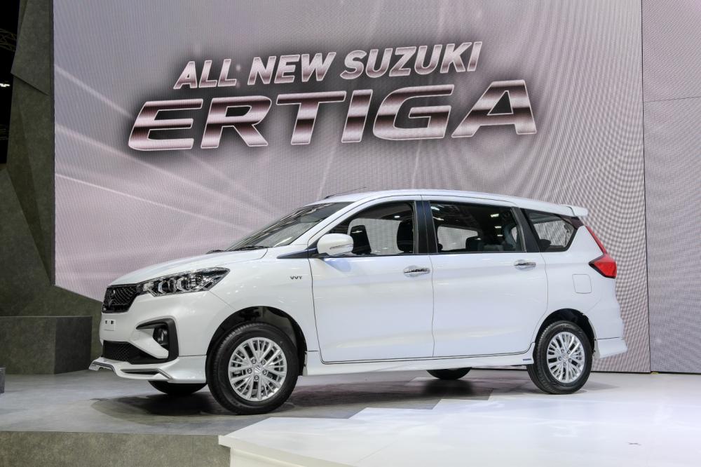 Mẫu Xe Suzuki Ertiga 2019 Co Gia 478 Triệu đồng Sắp Về Việt Nam