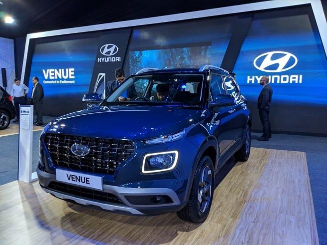 Ra mắt Hyundai Venue