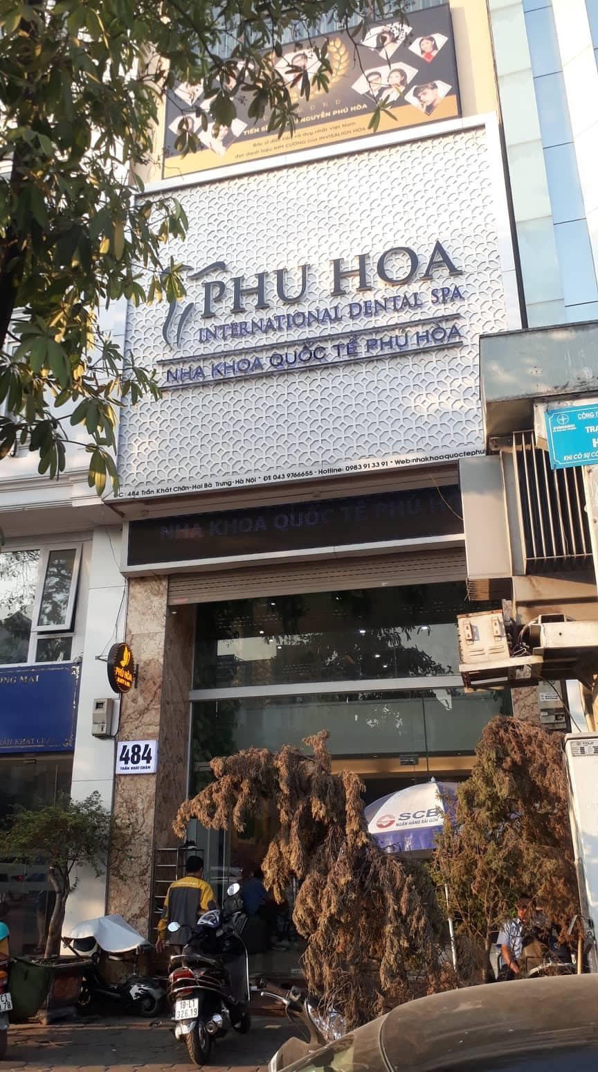 - Cần xử lý nghiêm hành vi thực hiện dịch vụ không phép của Phòng khám Nha khoa Phú Hoà