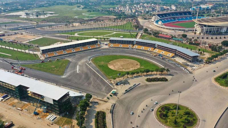 Hà Nội dự kiến tổ chức giải đua xe F1 tại vào cuối tháng 11