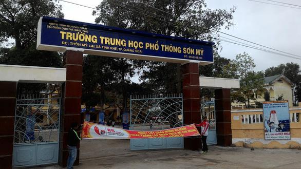 - 382 thí sinh ở Quảng Ngãi phải dừng thi tốt nghiệp THPT vì Covid-19