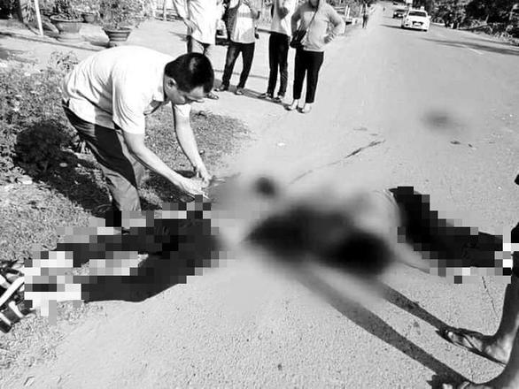 Chặn bắt ô tô gây tai nạn làm đôi nam nữ tử vong rồi bỏ chạy