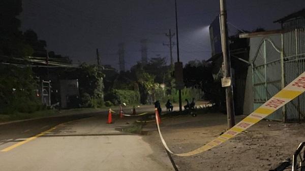 Hỗn chiến trước cửa quán karaoke ở Bình Dương khiến 2 người tử vong