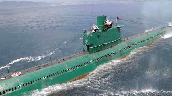 Triều Tiên sẵn sàng ra mắt tàu ngầm mới nặng 3.000 tấn