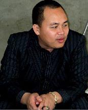 Nhà ngoại cảm Lê Trung Tuấn được cho là có trong danh sách đen