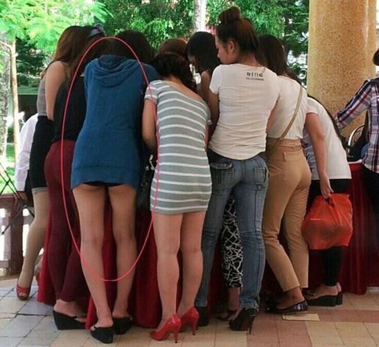 Phong trào cách tân áo yếm đầy táo bạo