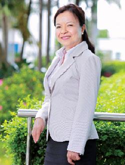 Bà Nguyễn Thị Mai Thanh - Chủ tịch HĐQT Cơ điện lạnh (REE)