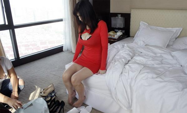 Một ngày làm việc của diễn viên phim sex Nhật Bản-8