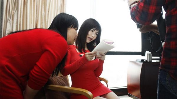 Một ngày làm việc của diễn viên phim sex Nhật Bản-9
