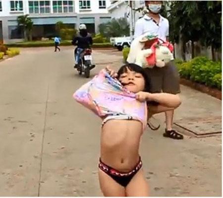 Hình ảnh phản cảm trong MV